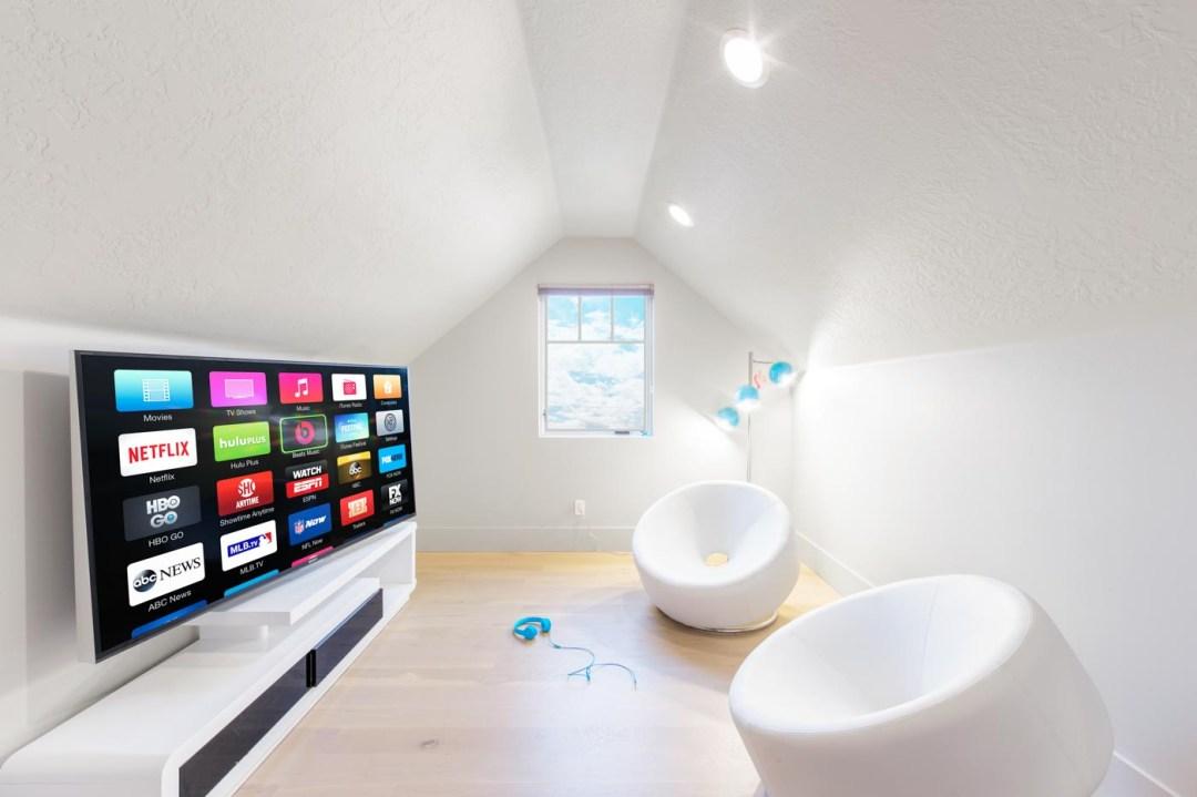 Audio Video installation, Utah