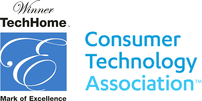 TechHome Mark of Excellence, Consumer Technology Association, CES 2017
