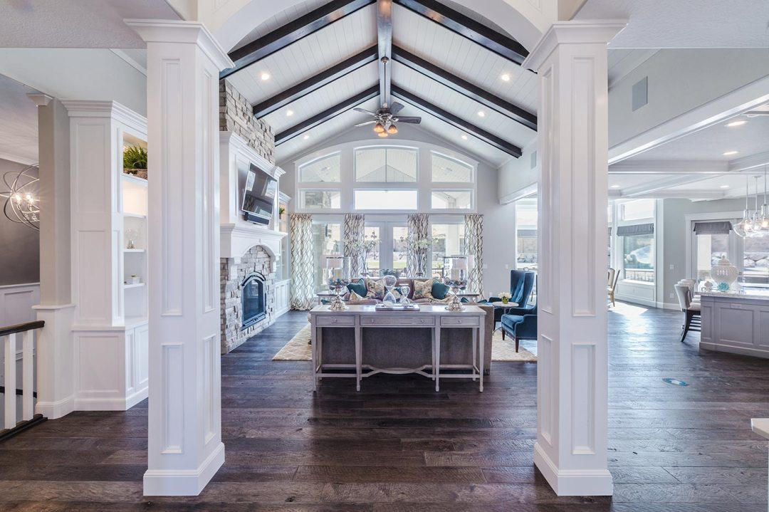"Tree Haven Homes ""The Heritage Haven"" 2016 Salt Lake Parade Of Homes"