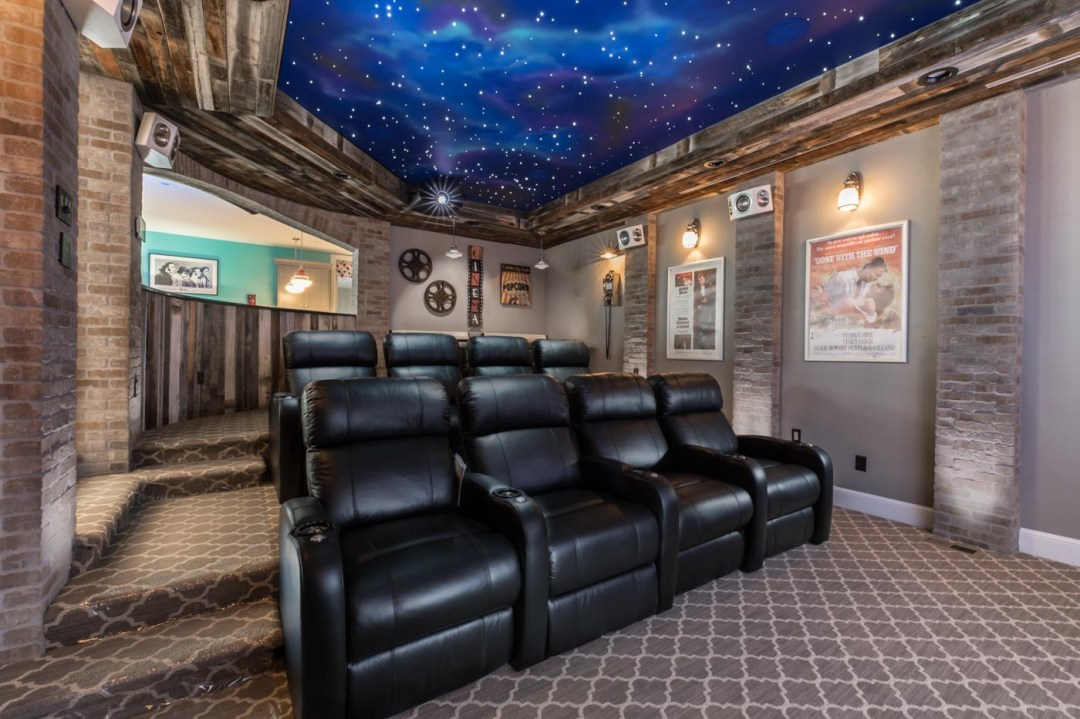 Octane Theater Seating , Utah