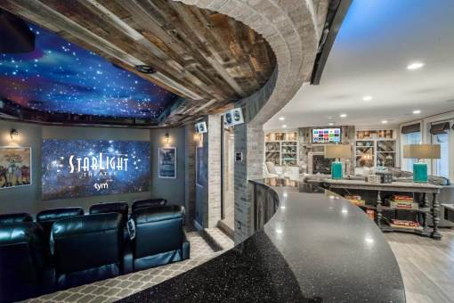 The Starlight Theatre, Home Theater Of The Year, CES 2017