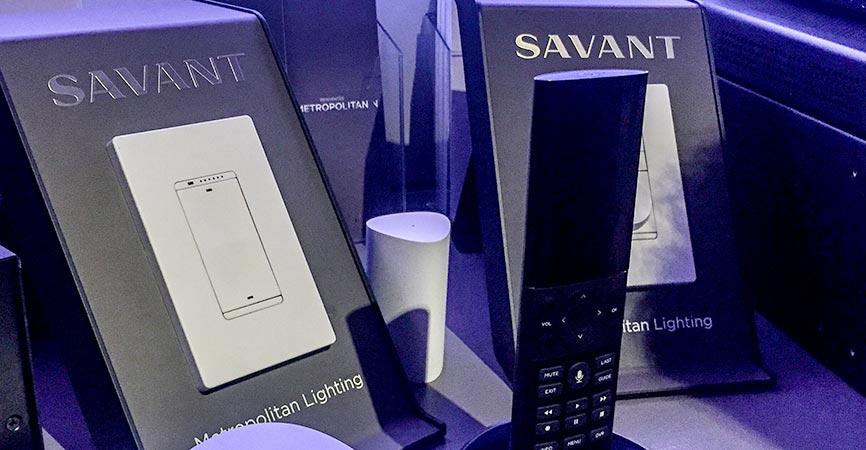 Savant Experience Center in SoHo, New York City 2017