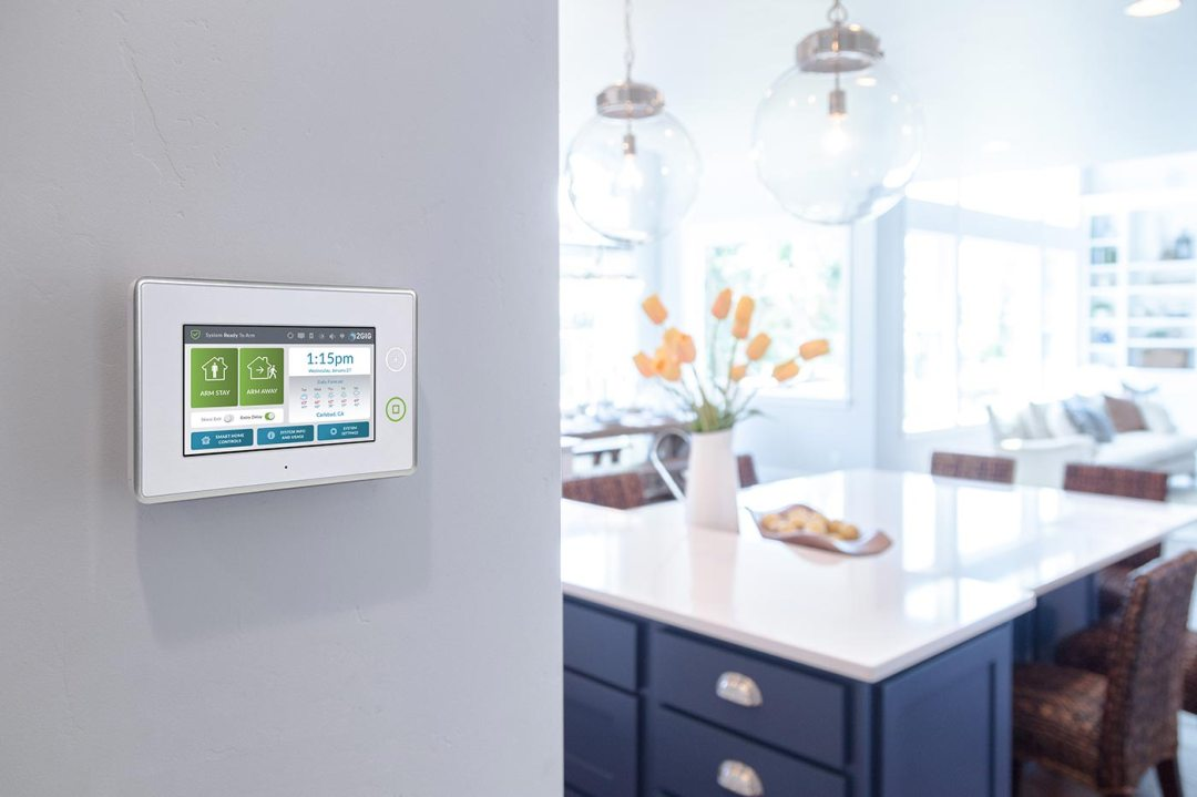 Wireless Smart Home System Existing Home, Utah