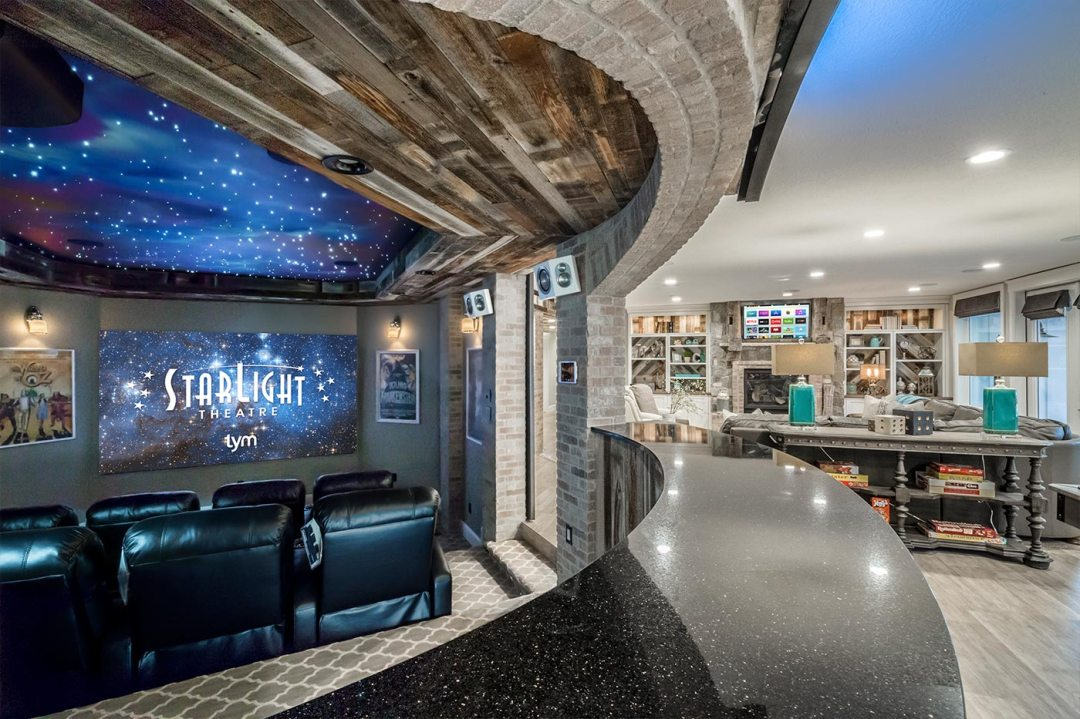 Open Home Theater, Utah
