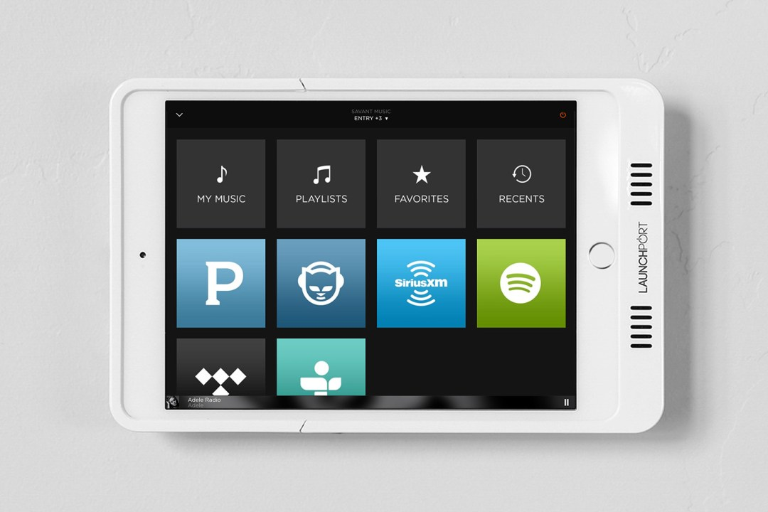 Savant Whole Home Audio App