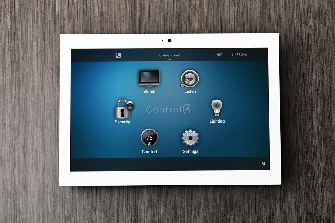 Smart Home Device: Control4 App