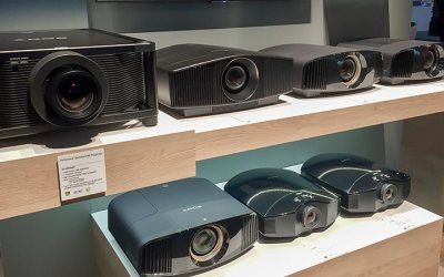 Sony Unveils New 4K Home Theater Projectors
