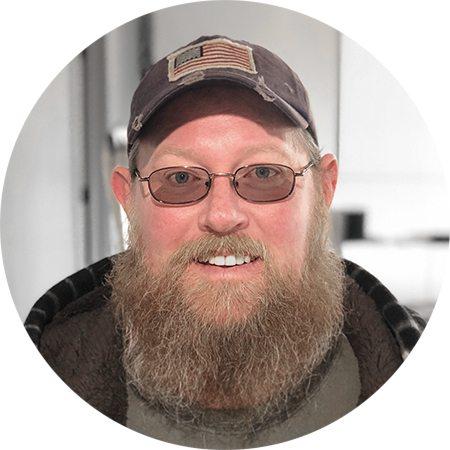 Jason Bigler, TYM HOMES Technician