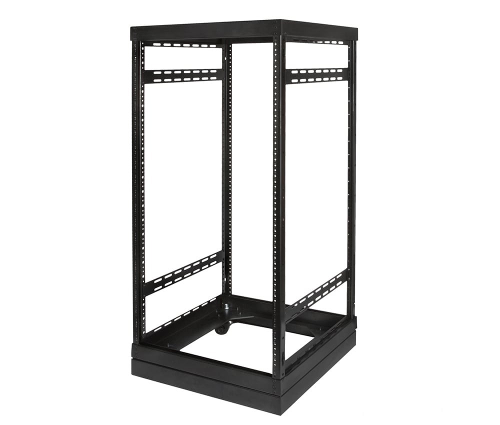 TYM Homes Media Rack Frame