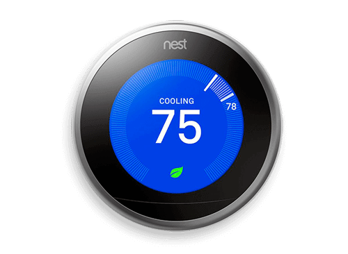 Control4 and Nest Thermostat Home Automation
