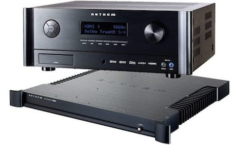 Home Theater Surround Sound Receivers and Amplifiers