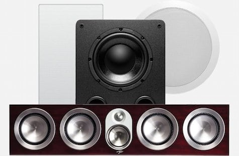 Sandy Salt Lake County Utah Surround Sound Speakers