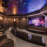 Electronic House Best Home Theater Gold Award Winner Home of the Year 2016