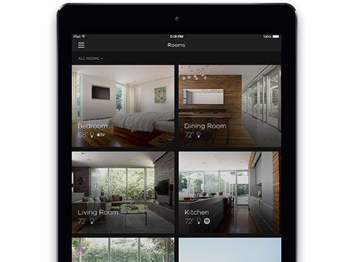 Savant Home Automation Pro App