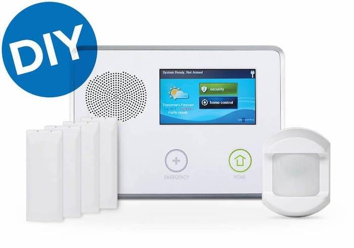 Utah DIY Home Security Starter Package
