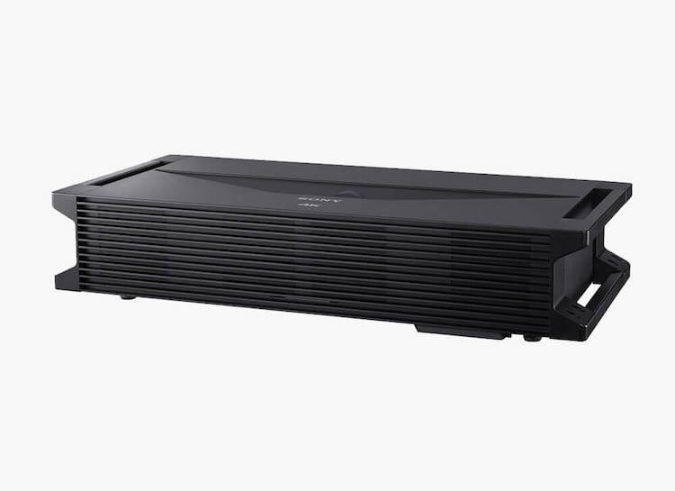 Utah Sony VPL-GTZ1 4K Ultra Short Throw Laser Multimedia SXRD Projector