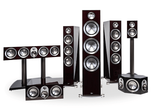 Utah Surround Sound Floorstanding Speakers