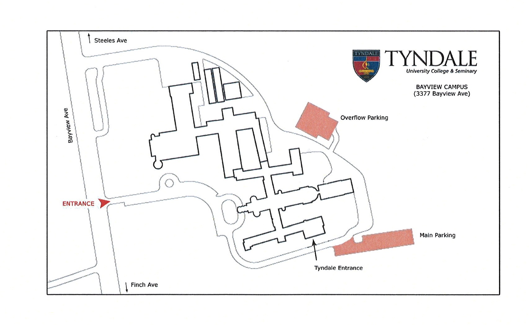 College University: Tyndale University College Bayview Campus