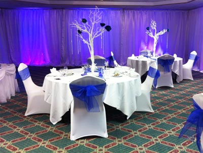 chair cover hire hartlepool high wooden photo booth covers north east tyne events