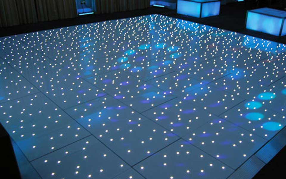 wedding chair covers hire north east pottery barn baby slipcover led starlit dance floor   floors tyne events
