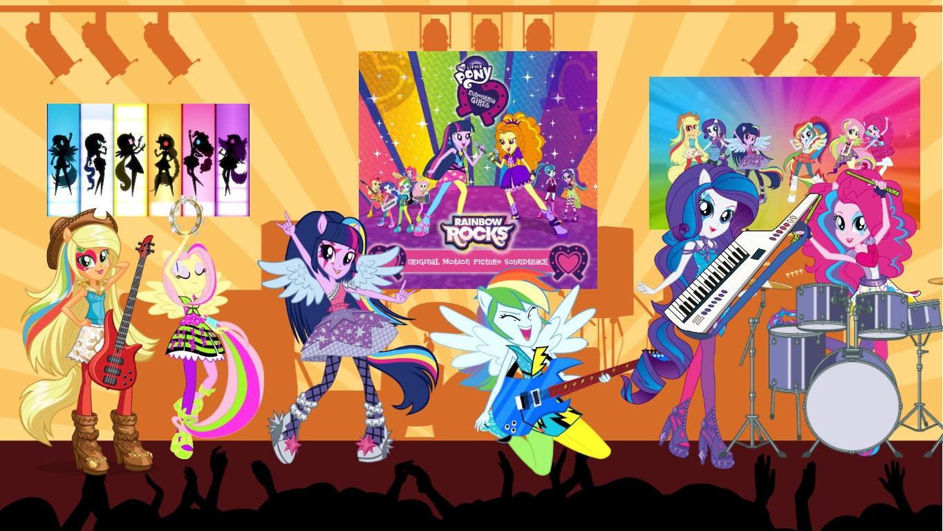 My Little Pony Equestria Girls Rainbow Rocks Tynker