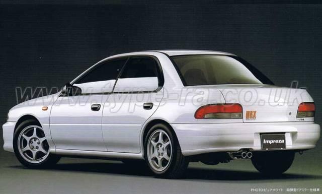 MY00 Impreza WRX Type RA