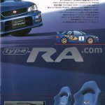 MY99 WRX Limited