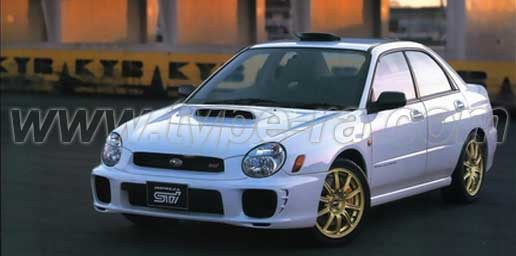 Impreza Timeline GD / GG - Subaru Impreza Forum
