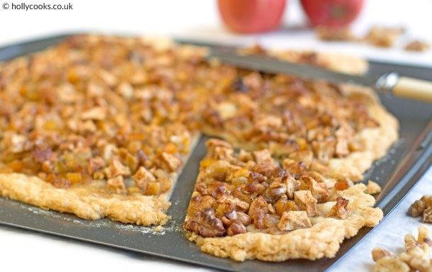 Holly-cooks-apple-walnut-and-candid-peel-tart