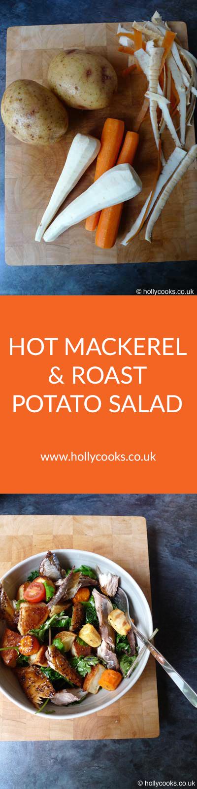 Holly-cooks-hot-mackerel-and-roast-potato-salad-pinterest