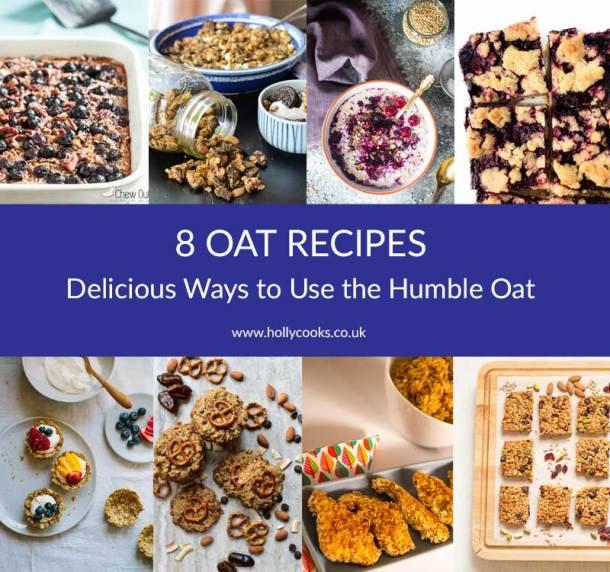 8-oat-recipes