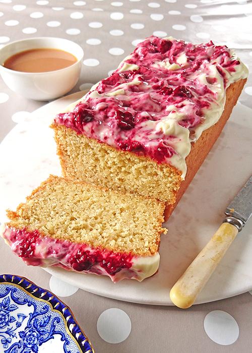 Vegan Madeira Cake