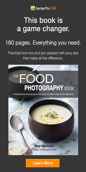 Improve your food photography now