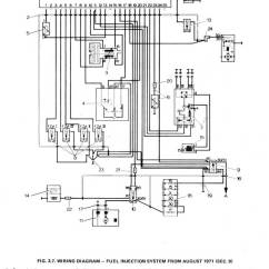 Bosch Relay Wiring Diagram Rs232 To Rs485 Converter Circuit Diagrams Www Type4 Org D Jetronic From August 1971