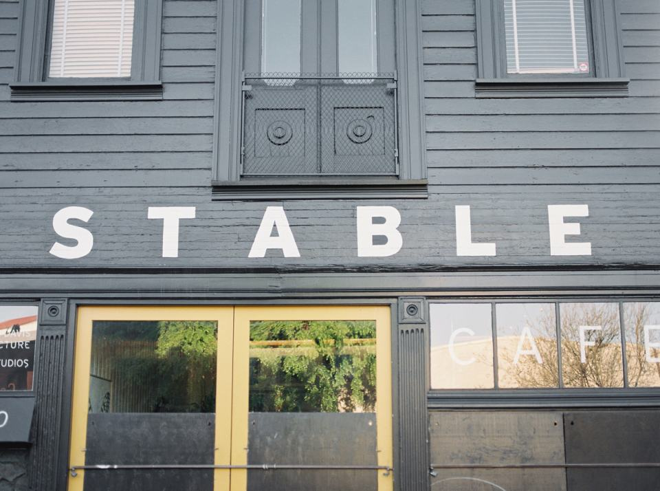 the outside of Stable Cafe in San Francisco