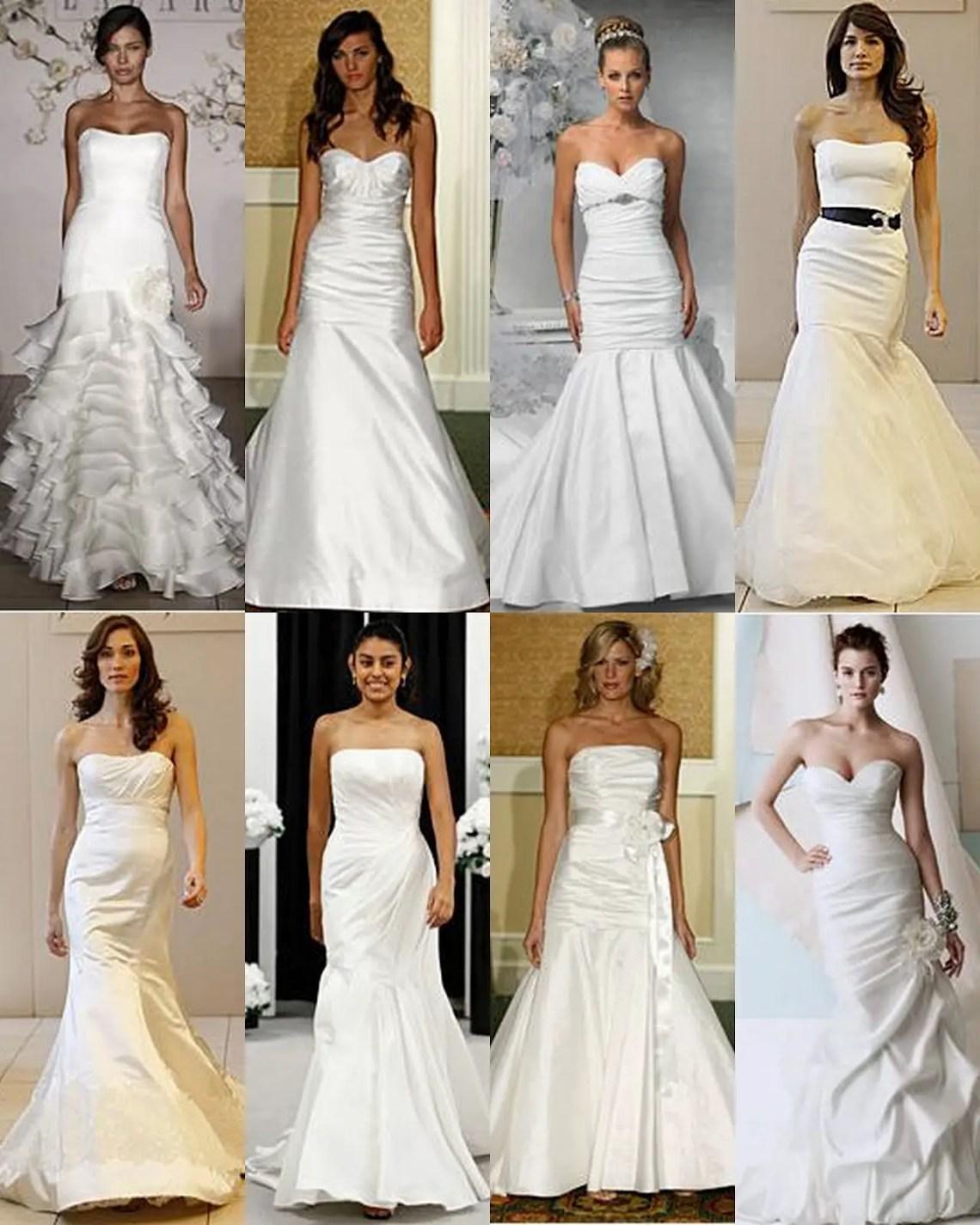 Types Of Wedding Dresses | Types Of