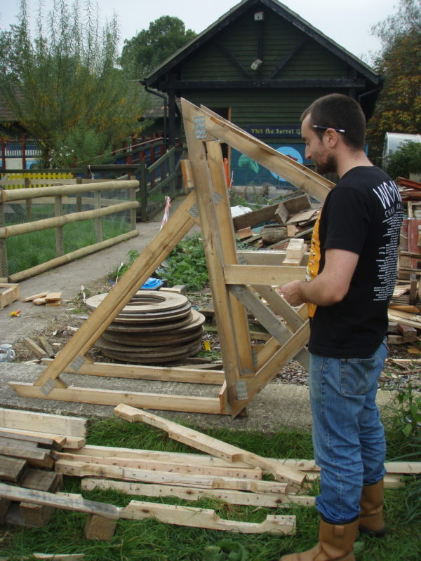 Materials for chicken coop