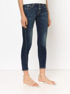 AMO Twisted Seam Jeans