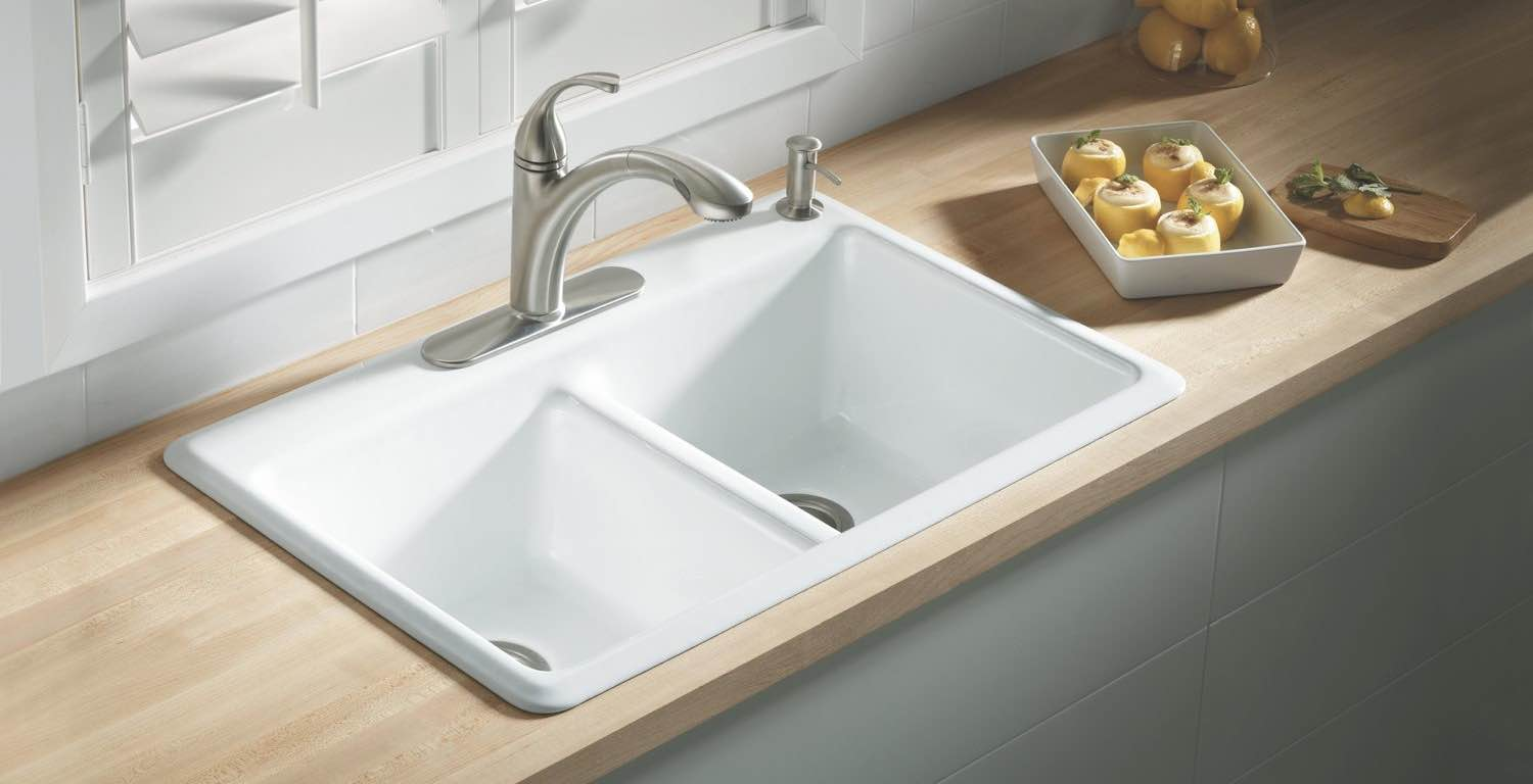 Cast Iron Sinks Buyers Guide Guide Design Ideas  Pictures
