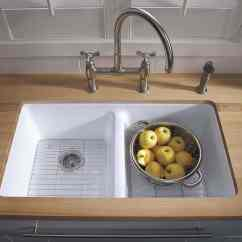 Kohler Cast Iron Kitchen Sink Hood Vent Sinks Buyer S Guide Design Ideas Pictures Double Basin