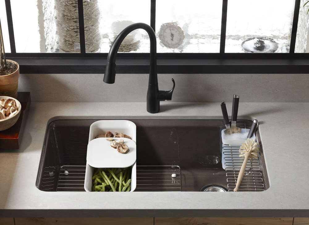 Single Bowl Kitchen Sink A 3Minute Guide  The Kitchen