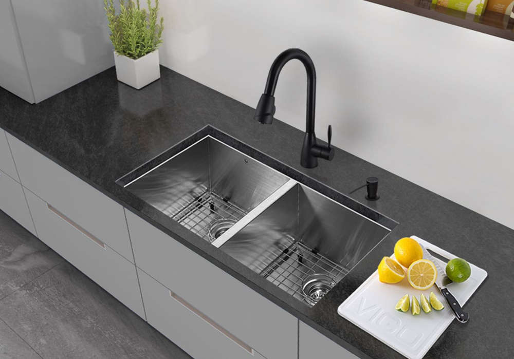 stainless kitchen sinks ideas for islands steel buyer s guide design pictures sink inspiration