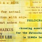 """A to Z Haikus"" by Melanie Lee"