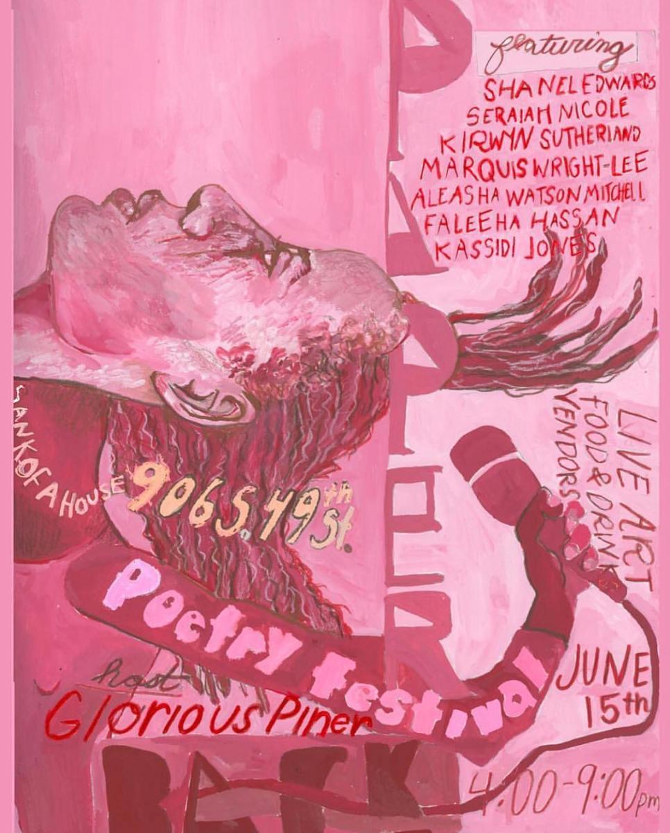Paperback Poetry Festival