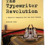 The Typewriter Revolution book by Richard Polt