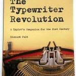 The Typewriter Revolution book by Richard Polt