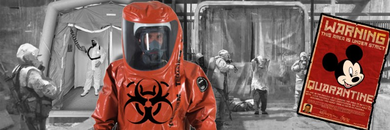 article - quarantine zone