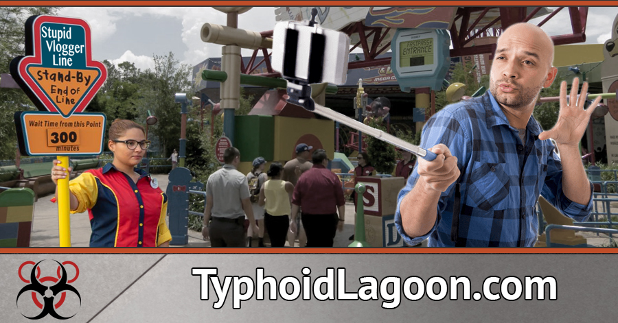 Toy Story Land Adding Queue Just For Vloggers