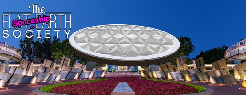 Flat (Spaceship) Earth Society