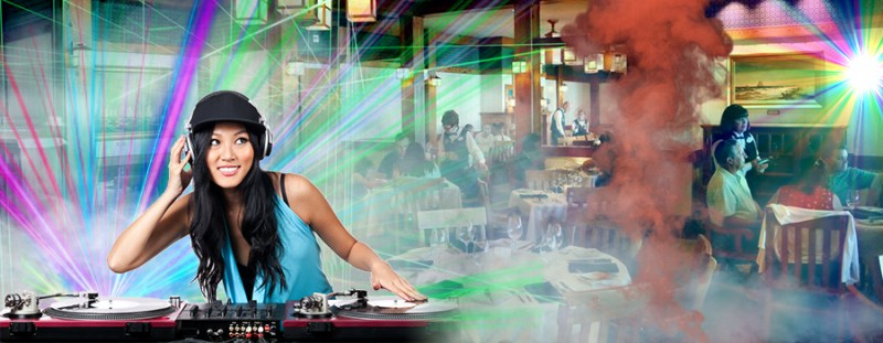 Yachtsman Steakhouse to Feature Dubstep DJ